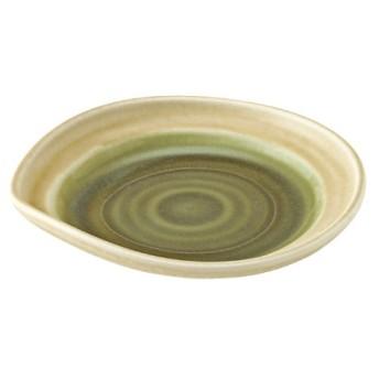 【琥珀 16.5cm皿】丸皿 高さ35mm×直径:165mm【業務用】