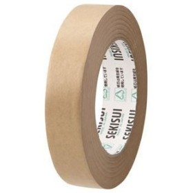 ds-1586778 (まとめ) 積水化学 クラフトテープ 25mm×50m K51X11 1巻 【×50セット】 (ds1586778)