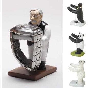 ■在庫限り・入荷なし■時計スタンド ウォッチスタンド 腕時計 ( ディスプレイ インテリア コレクション セトクラフト )
