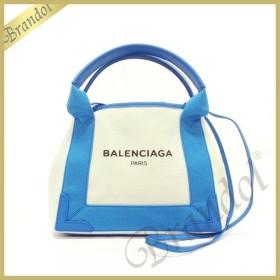 BALENCIAGA バレンシアガ キャンバストートバッグ XS 390346