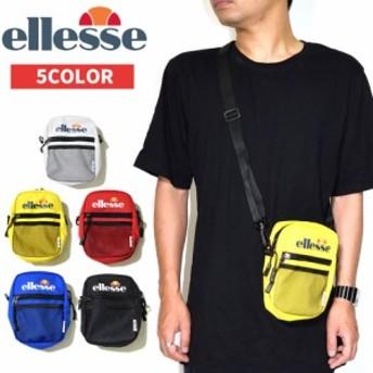 ELLESSE エレッセ サコッシュ ポーチ 斜め掛け ミニショルダーバック メンズ レディース 鞄 スポーツブランド ストリート系