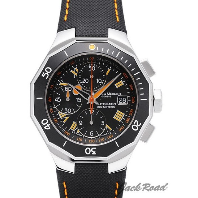 ボーム&メルシェ BAUME&MERCIER リビエラ S クロノダイバー シーサイド MOA08797 新品 時計 メンズ