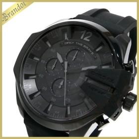 ディーゼル DIESEL メンズ 腕時計 メガチーフ クロノグラフ Mega Chief 52mm オールブラック DZ4378 [在庫品]