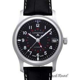 ロンジン LONGINES ヘリテージ アヴィゲーション GMT L2.831.4.53.2 【新品】 時計 メンズ