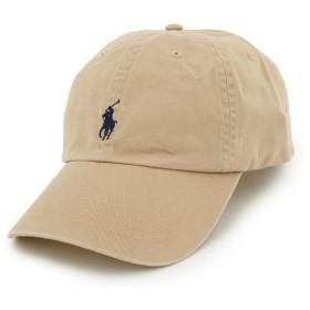 POLO Ralph Lauren ポロ ラルフローレン 323552489 002 BSR Cotton Cap ベースボールキャップ 帽子 カラーCLSKHAKI サイズ/49〜58