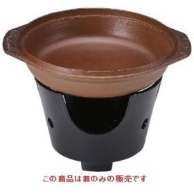 【業務用】【グループD】17cm松皿 茶