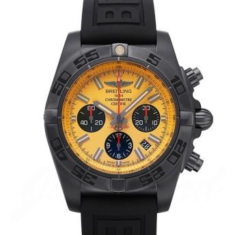 ブライトリング BREITLING クロノマット 44 ブラックスティール スペシャルエディション M011I31VRB 【新品】 時計 メンズ