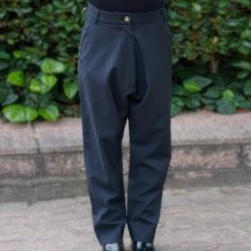 ヴィヴィアンウエストウッド レッドレーベル サルエルパンツ レディース ブラック S26KA0159 S43613 900