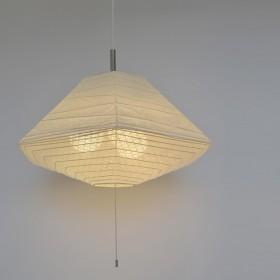 ペンダントライト 和紙 ペンダントランプ 万年草X小梅白 3灯 ( 照明 和室 和風照明 )