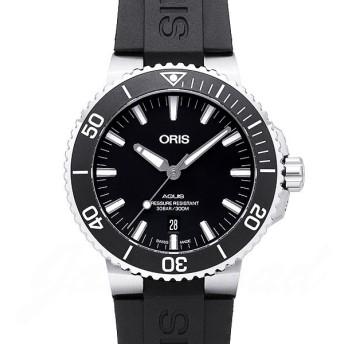 オリス ORIS アクイス デイト 733 7730 4124R 【新品】 時計 メンズ