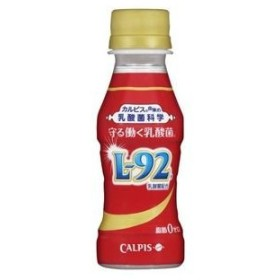 ds-2037834 【まとめ買い】カルピス 守る働く乳酸菌 L92 PET 100ml×30本(1ケース) (ds2037834)