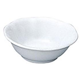 【3.8花型丼】 白中華 高さ41(mm)【業務用食器】【グループY】