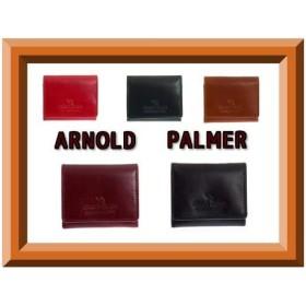 送料無料 アーノルドパーマー ARNOLD PALMER コンビカラー 小銭入れ コインケース メンズ ブラック/ブラウン/チョコ/グリーン/レッド