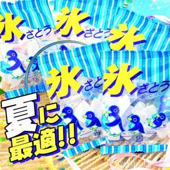 駄菓子 一歩(いちぶ)氷ざとう 30入 袋入 18F22 子供会 景品 お祭り 縁日 お菓子 氷砂糖
