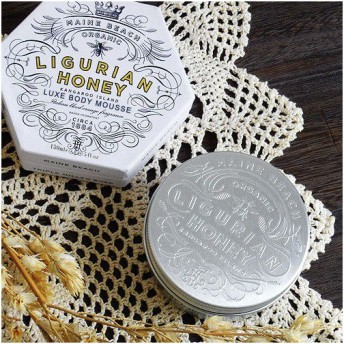 Maine Beach Ligurian Honey マインビーチ リグリアンハニー リュクス ボディームース 150ml