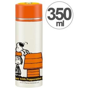 特価 【アウトレット セール】 水筒 スヌーピー 直飲み ダイレクトマグボトル 350ml ステンレス製 ( ステンレスボトル 保温 保冷 超軽量 )