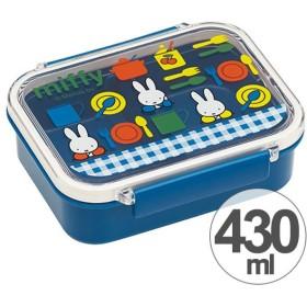 お弁当箱 タイトウェア ミッフィー 430ml ( 保存容器 食洗機対応 仕切り付き )