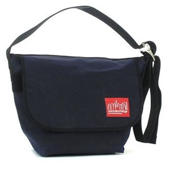 マンハッタンポーテージ manhattan portage ショルダーバッグ 1605v-wp wax vintage messenger bag navy