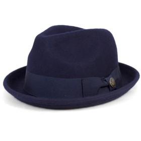 6f494b06deacb グーリンブラザーズ ハット 帽子 GOORIN BROTHERS ネイビー [返品・交換対象外]