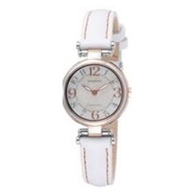 ##ωミラックス RICOH リコー腕時計(レディス)【699004-61】革バンド