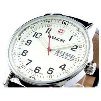ウェンガー WENGER コマンドデイデイト 腕時計 70160XL