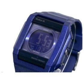 カシオ Baby-G 腕時計 スクエア BG810-2B