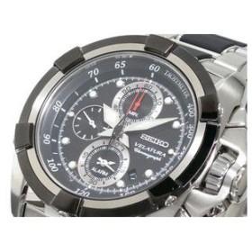 セイコー SEIKO ベラチュラ クロノグラフ 腕時計 SNAA93P1