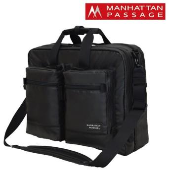 MANHATTAN PASSAGE マンハッタンパッセージ プラス2 ブリーフケース 3290