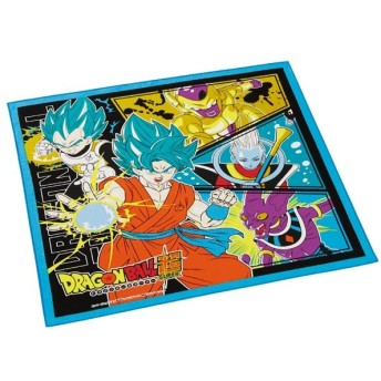 ランチクロス ナフキン ドラゴンボール超 子供用 キャラクター ( 給食 ランチョンマット お弁当包み )