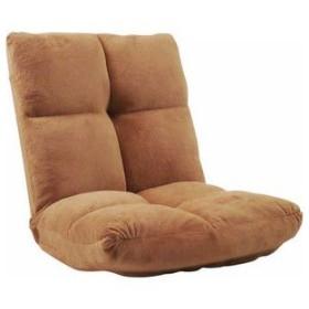 ボリューム座椅子 ウェルシー FB-09BE ベージュ 腰痛 敬老 ローチェア