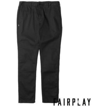 【FAIRPLAY BRAND/フェアプレイブランド】CLINT パンツ/ BLACK