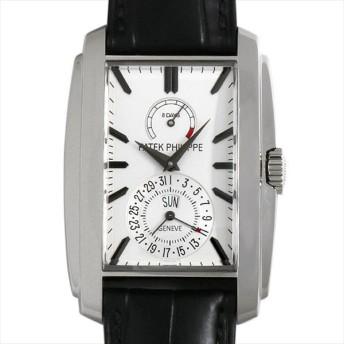 48回払いまで無金利 SALE パテックフィリップ ゴンドーロ 5200G-010 中古 メンズ 腕時計