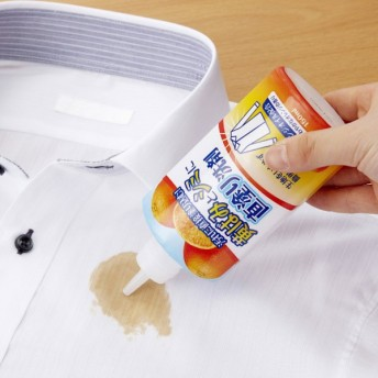 洗剤 しみ抜き 黄ばみ・シミに直塗り洗剤 ( しみとり シミとり 黄ばみ 黄変 オレンジオイル 天然 )