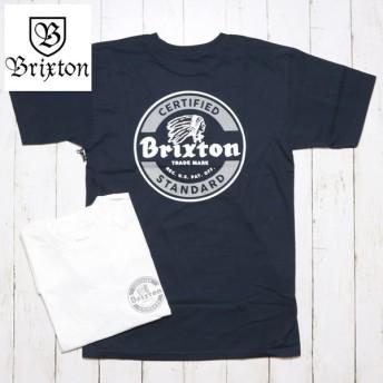 [クリックポスト対応] BRIXTON ブリクストン SOTOII S/S STND TEE 半袖Tシャツ 06554