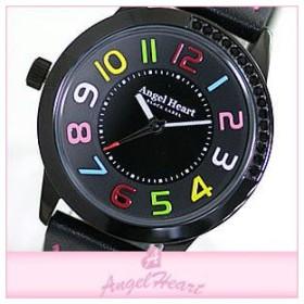 Angel Heart エンジェルハート 腕時計 BK37BBRB-BK レディース BLACK LABEL ブラックレーベル