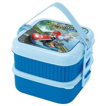 ■在庫限り・入荷なし■ピクニックランチボックス お弁当箱 2段 マリオカート8 キャラクター