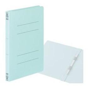 (業務用セット) コクヨ フラットファイルV(樹脂製とじ具) パック売 A5タテ ブルー フ-V12 1パック(10冊) 〔×5セット〕