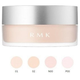 RMK トランスルーセント フェイスパウダー 01
