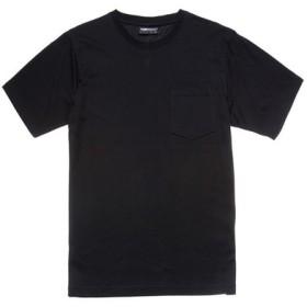 【THE HUNDREDS/ザ・ハンドレッツ】PERFECT POCKET T-SHIRT / BLACK