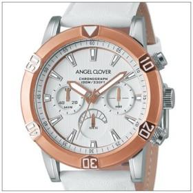 Angel Clover エンジェルクローバー 腕時計 BR43PWH-WH メンズ Brio ブリオ