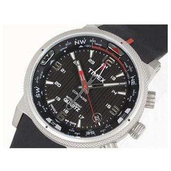 タイメックス TIMEX 腕時計 デジタルコンパス T2N724