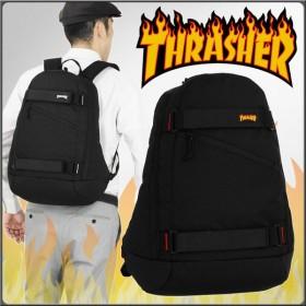スラッシャー リュック ボード ラップトップ対応 全2色 THRASHER デイパック 男子 女子 スクールバッグ スクバ 通学リュック thrfb502