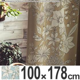 カーテン 遮光カーテン スミノエ くまのプーさん パルテール 100×178cm ( ディズニー プーさん ドレープカーテン )