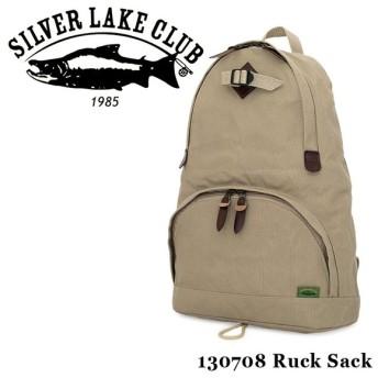 シルバーレイククラブ SILVER LAKE CLUB リュック 130708 9号帆布  リュックサック メンズ 撥水性  [PO10]