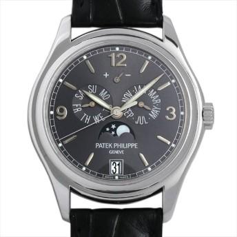 48回払いまで無金利 SALE パテックフィリップ アニュアルカレンダー ムーンフェイズ 5146G-010 中古 メンズ 腕時計