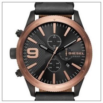 DIESEL ディーゼル 腕時計 DZ4445 メンズ Rasp ラスプ クオーツ