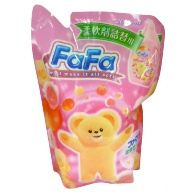ファーファ 柔軟剤 フローラルフルーティの香り 詰替 2000ml 代引不可