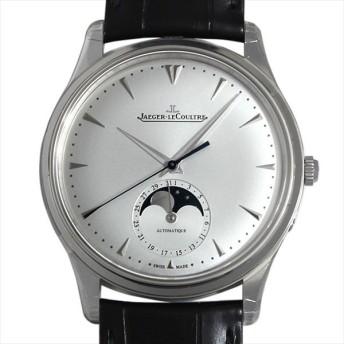 48回払いまで無金利 ジャガールクルト マスターウルトラスリム ムーン Q1368420(176.8.64.S) 新品 メンズ 腕時計
