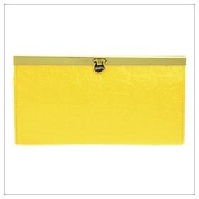 Folli Follie フォリフォリ 60サイズ WA0L028SY-YEL 長財布