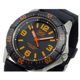 シチズン CITIZEN キューアンドキュー Q&Q 腕時計 W374-315
